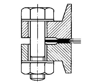 四氟垫片密封元件