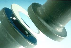 连接法兰使用的四氟垫片
