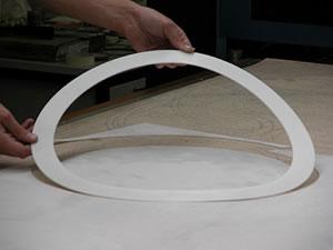 四氟垫片厂家如何提高生产效率