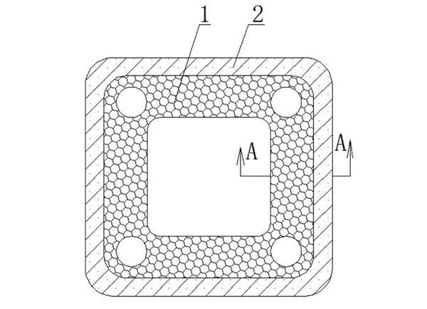 新型膨化四氟垫片介绍